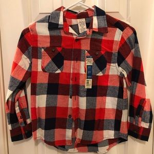 Faded Glory Size M Youth Boys Shirts - Various 4pk